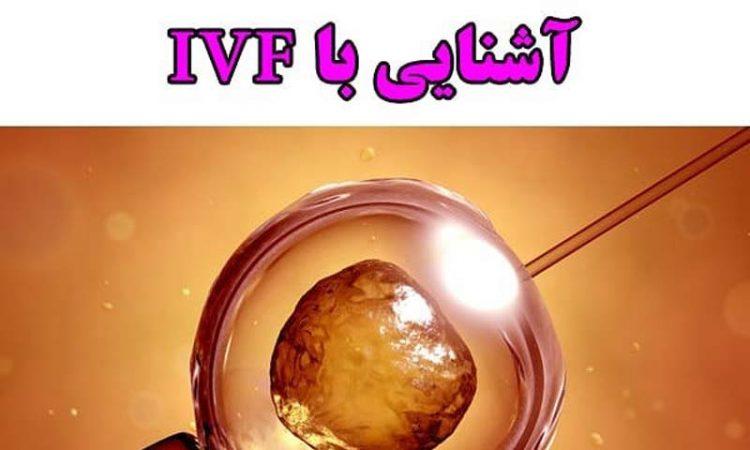 آشنایی با IVF ( آی وی اف )