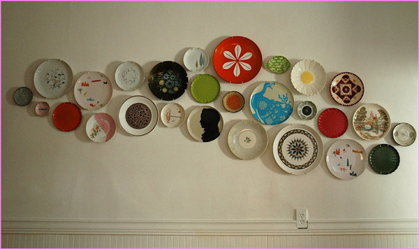 Decorative Porcelain Switch Plates شیک ترین روش تزیین دیوار با دیوارکوب سفالی