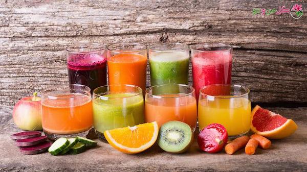 5 گام برای ثابت نگهداشتن وزن ایده آل : نخوردن آب میوه