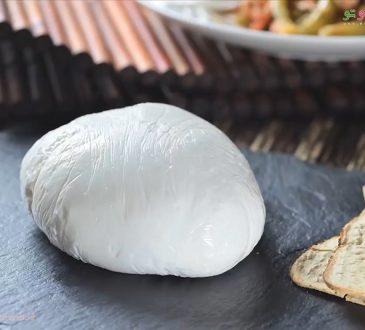طرز تهیه پنیر موزارلا خانگی