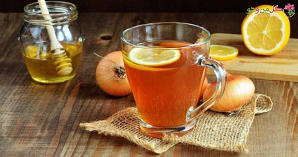 شربت خانگی برای رفع خشکی گلو
