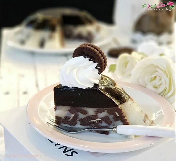 دسر شکلاتی اسپانیایی