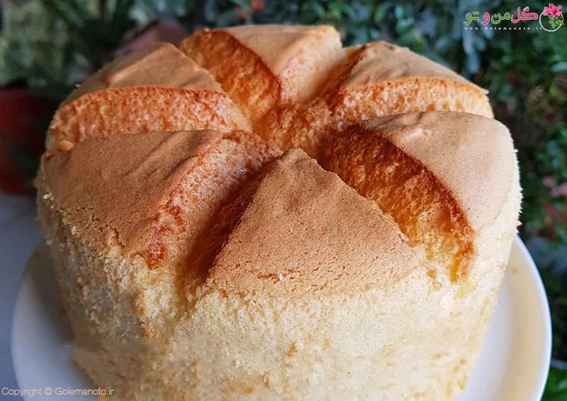 golemanoto 1 Bpv6RcmjSiX طرز تهیه کیک شیفون وانیکی