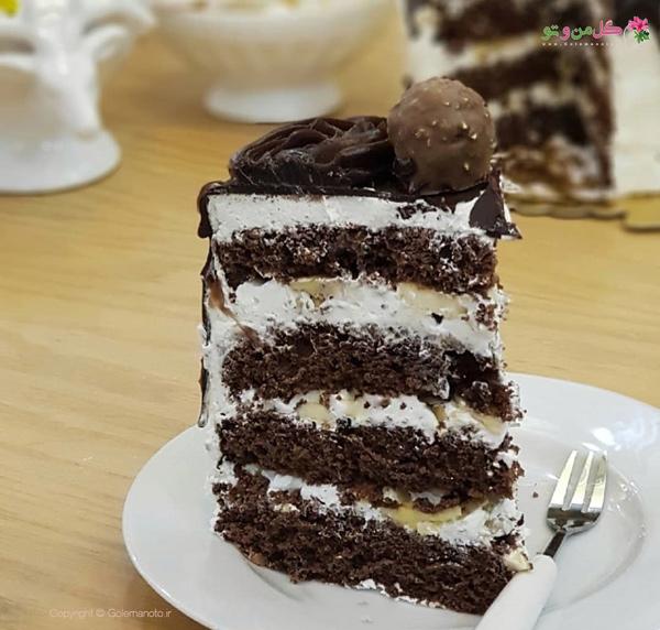 کیک اسفنجی