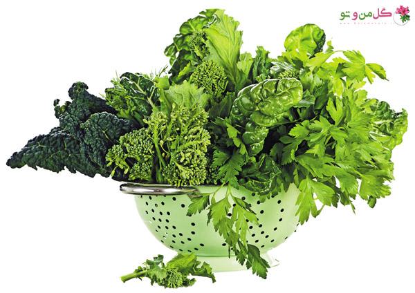 5 گام برای ثابت نگهداشتن وزن ایده آل : سبزیجات
