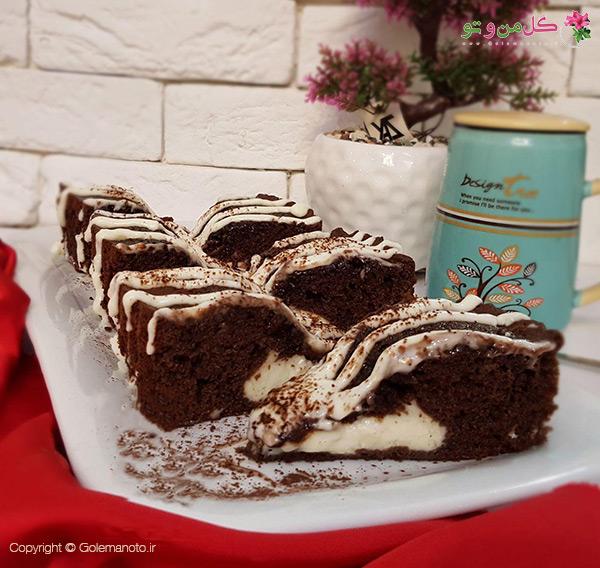 دستور کیک ماگما