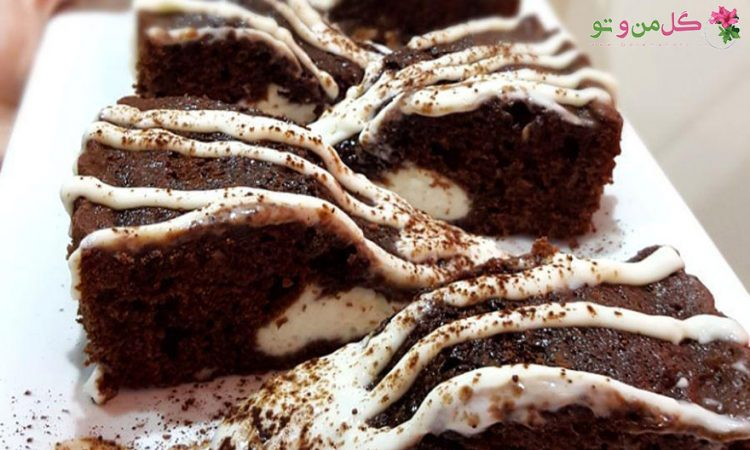 طرز پخت کیک ماگما