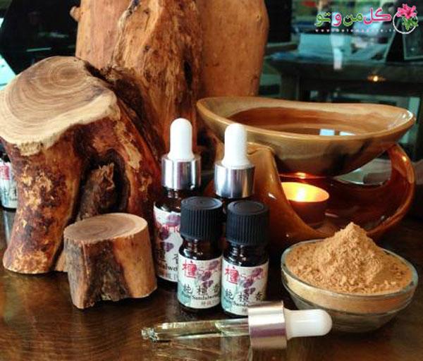 طرز تهیه روغن چوب درخت صندل در خانه