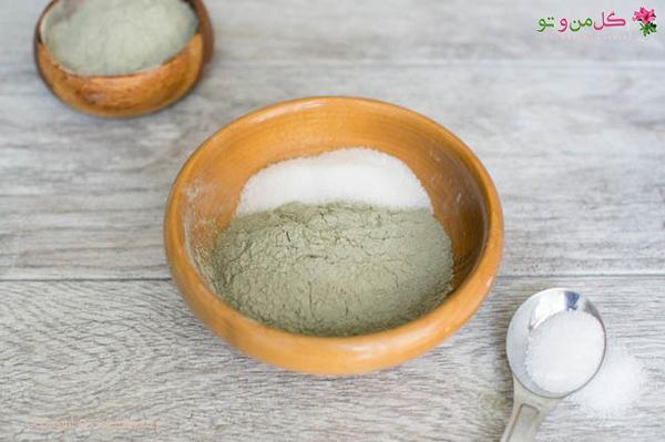 ترکیب کردن خاک و نمک