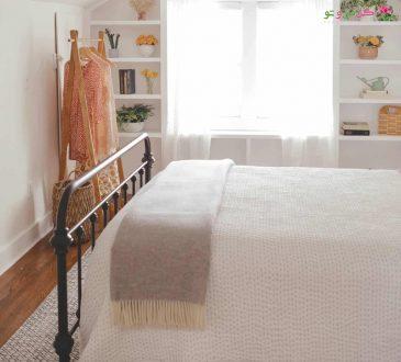 چیدمان اتاق خواب مهمان