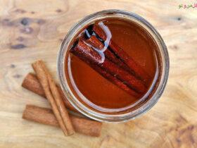 معجزه عسل ، دارچین و آب گرم