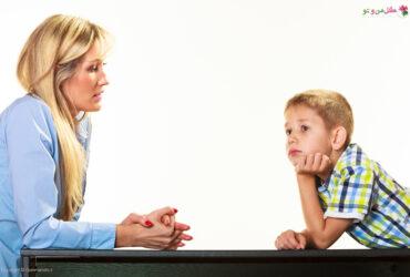 روش صحیح گفتگو با فرزندان (گفتگوی سالم)