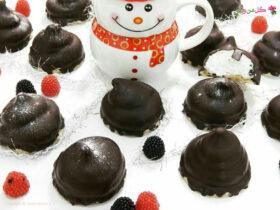 طرز تهیه بستنی زمستانی خانگی