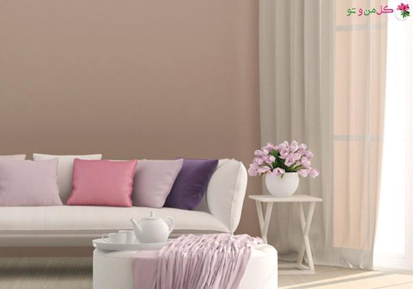 رنگ اصلی دکوراسیون را مشخص کنید سعی کنید رنگهایی را که میخواهید در خانهتان به کار رود، شناسایی کنید و بعد دست به خرید بزنید. وقتی بدانید دوست دارید بیشتر از چه رنگهایی استفاده کنید، باعث میشود سراغ خرید وسایلی بروید که هارمونی بیشتری با هم دارند. انتخاب تم رنگی علاوه بر سلیقه و علاقه شما، به محل زندگی، وضعیت آب و هوا و حتی آلودگی محیط بستگی دارد. برای مثال اگر منزلتان در یکی از مناطق شلوغ تهران واقع شده، خرید مبلمان سفید انتخاب خوبی برایتان نخواهد بود، چون به علت آلودگی هوا خیلی زود کثیف خواهند شد. اگر از ترکیب رنگها اطلاعات خاصی ندارید؛ بهتر است چرخه رنگها را مطالعه کنید و بعد دست به انتخاب بزنید.