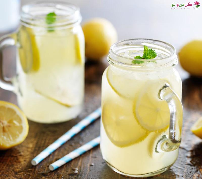 فایده آب گرم و لیمو ترش