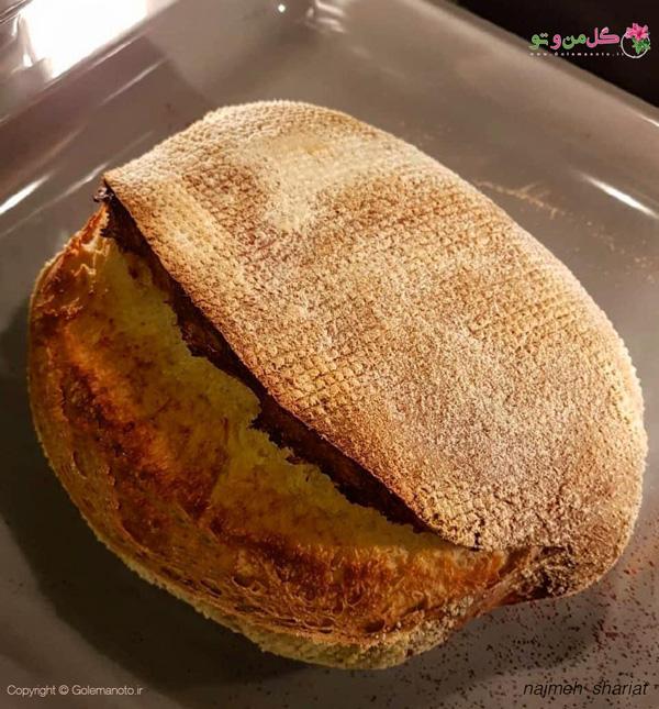 طرز تهیه نان ترش