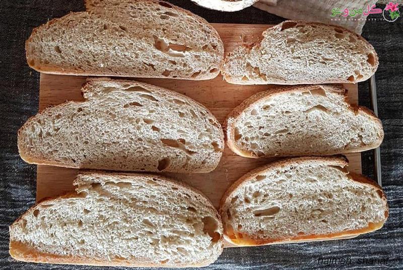 photo ۲۰۱۹ ۰۱ ۰۲ ۱۰ ۱۶ ۵۶ طرز تهیه نان خمیر ترش با دستور عالی