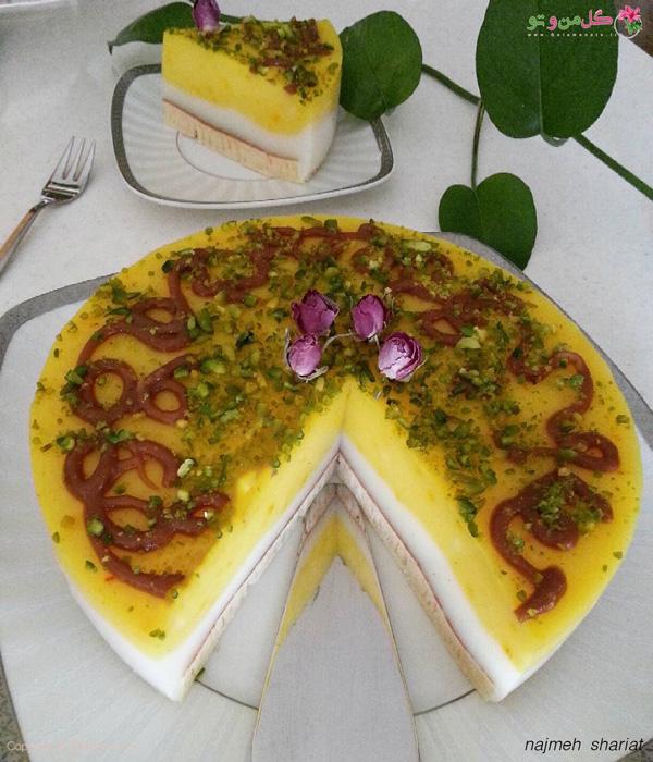 تر حلوای شیرازی