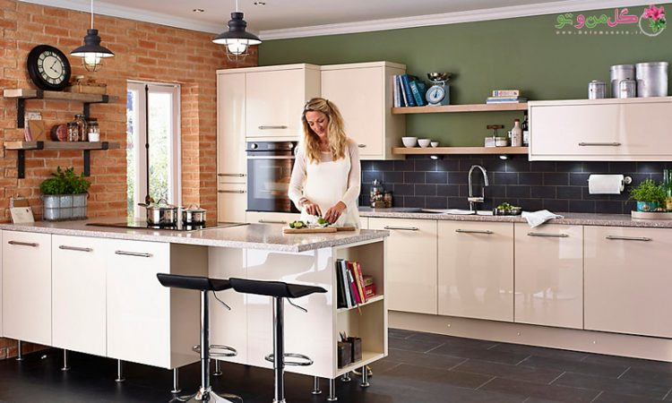 چه وسایلی باید روی پیشخوان آشپزخانه قرار داده شود؟