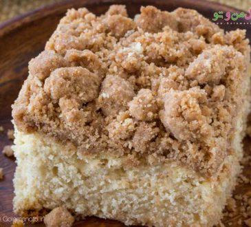 کرامب کیک نیویورکی