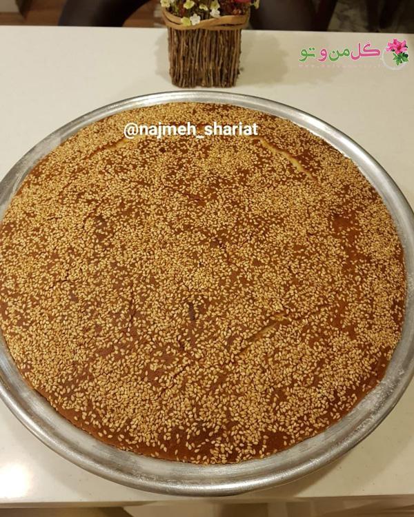 photo 2019 02 23 16 57 21 کیک عصرانه پرتقالی با بافت عالی