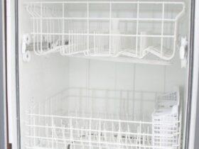 13 2 نحوه پاک کردن داخل ماشین ظرفشویی