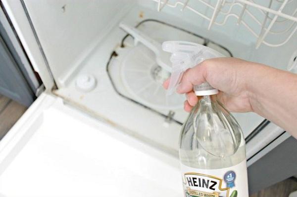 15 2 نحوه پاک کردن داخل ماشین ظرفشویی