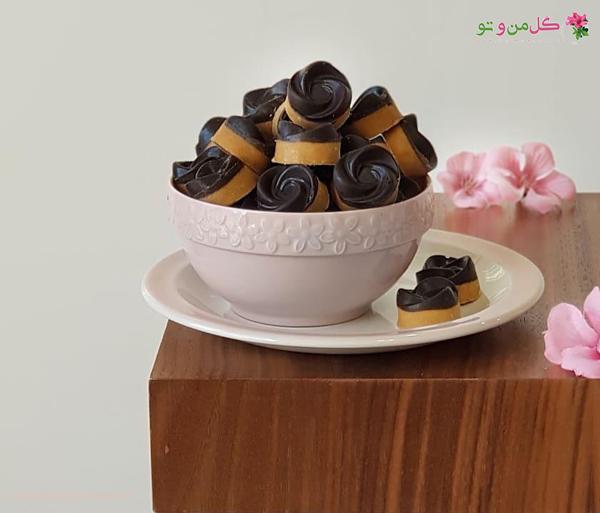 شیرینی برشتوک نخودچی