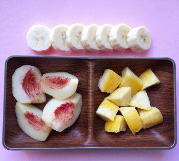 میان وعده خوشمزه برای کوچولوهای میوه دوست