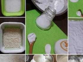 طرز تهیه آرد برنج خانگی