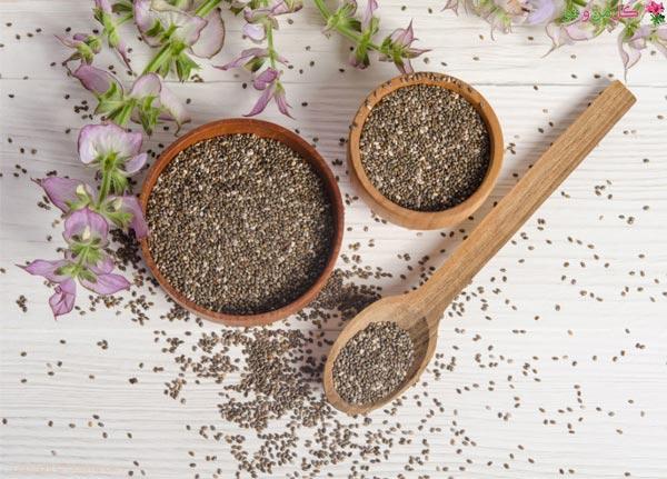 فواید دانه چیا و مصرف آن