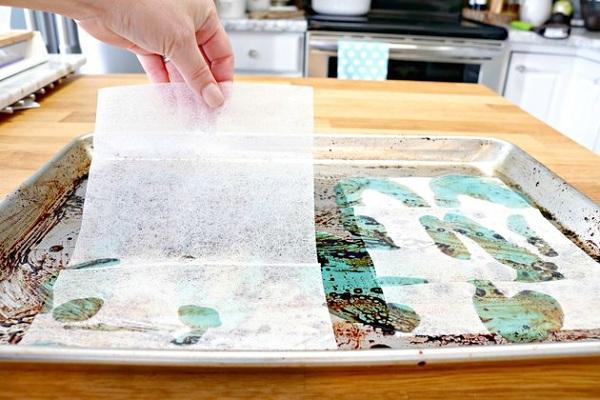 12 5 پاک کردن ظروف کثیف