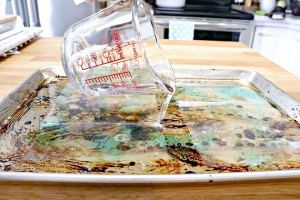 13 5 پاک کردن ظروف کثیف