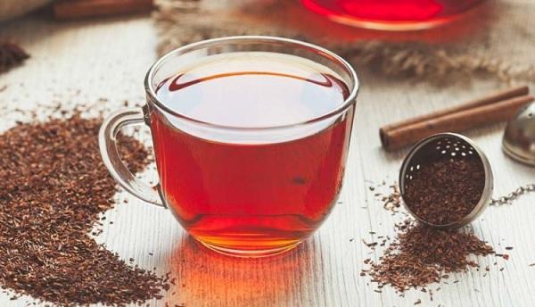 دمنوش های مفید برای دوران بارداری: چای رویبوس