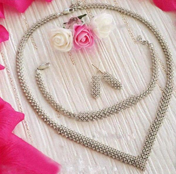 2 4 براق و تمیز کردن جواهرات نقره استرلینگ