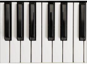 23 2 پاک کردن لکه ماژیک از روی کلید های پیانو