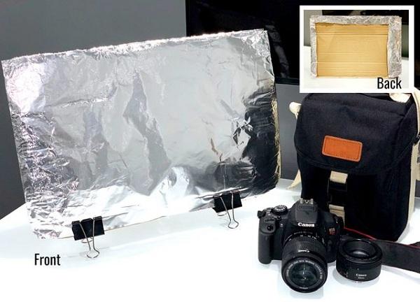 تجهیزات عکسبرداری با بودجوی کم