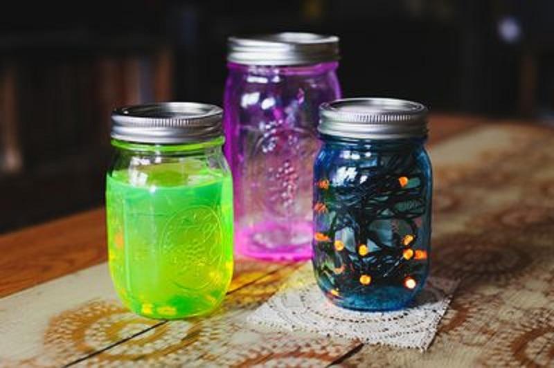 4 ساختن ظروف شیشه ای درخشان