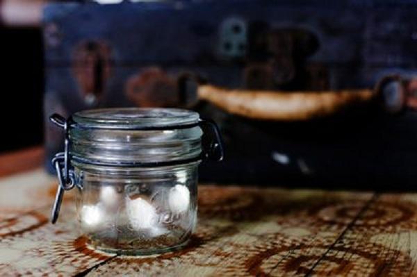 7 ساختن ظروف شیشه ای درخشان