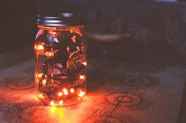 8 ساختن ظروف شیشه ای درخشان