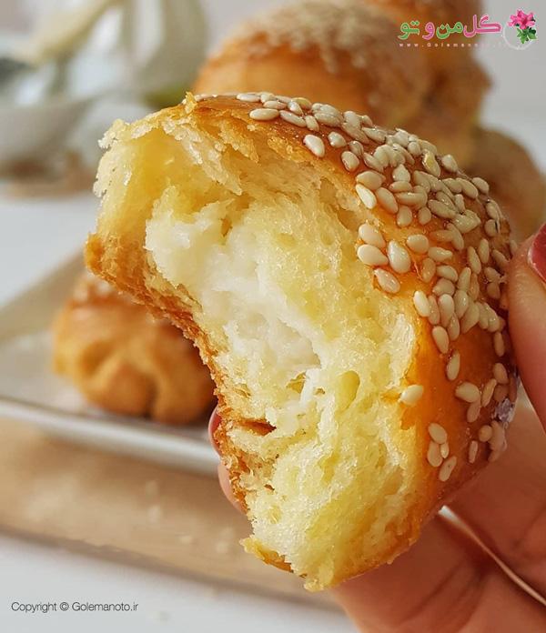 کیفیت شیرینی دانمارکی