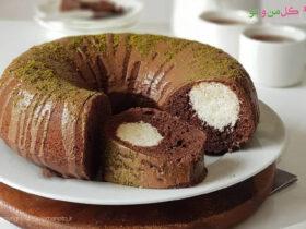 golemanoto 273647236478 طرز تهیه کیک سوپرایز نارگیلی فوق العاده