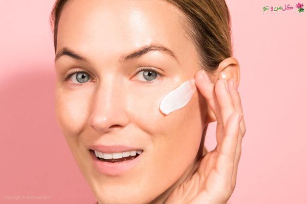 استفاده از ضد آفتاب برای پوست شفاف