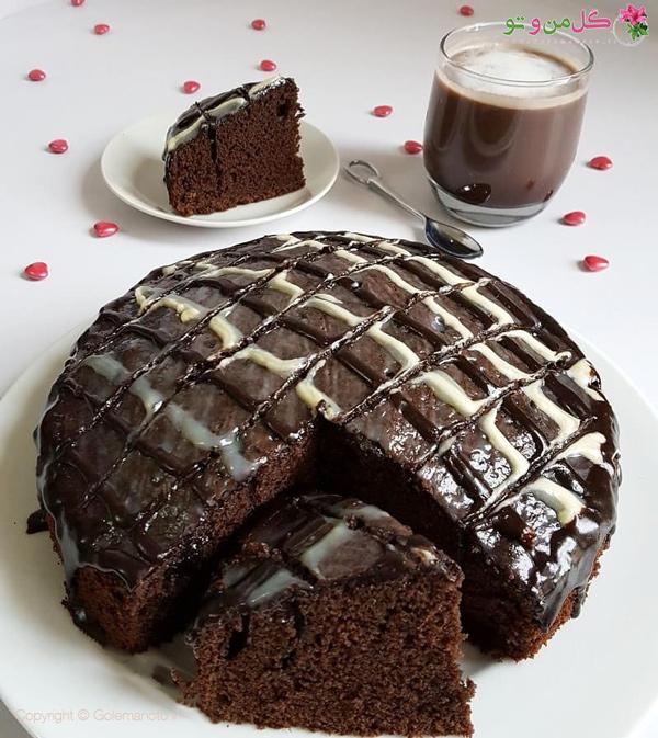 طرز تهیه کیک موکا با قهوه