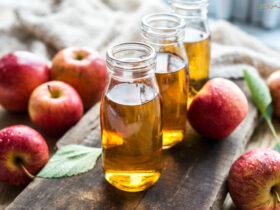 خواص سرکه سیب و نحوه تهیه آن
