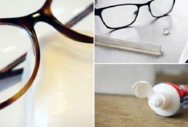 ترفندهای عینک که هر کس با چشم های ضعیف باید بداندترفندهای عینک که هر کس با چشم های ضعیف باید بداند