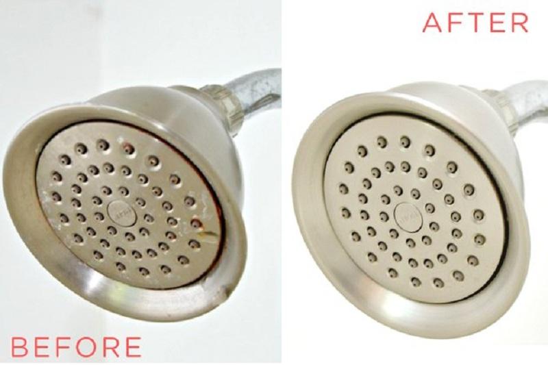 روشی آسان برای تمیز کردن سردوش