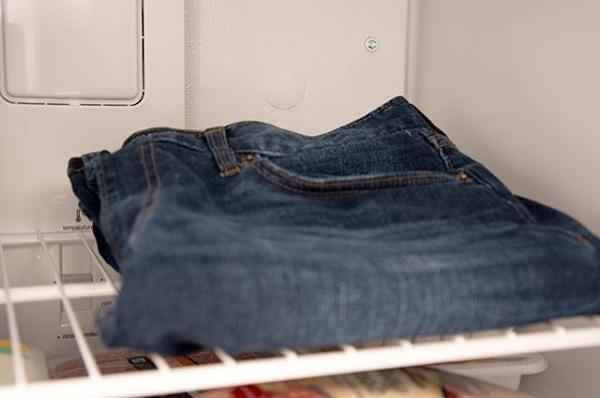 شستن جین بدون استفاده از آب و صابون