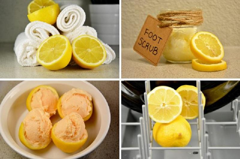 چند روش شگفت انگیز برای استفاده از لیمو ترش در خانه