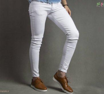 نحوه شستن شلوار جین سفید